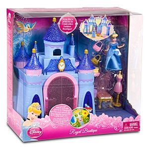 Fashion Boutique Cinderella Play Set