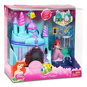 Treasure Shop Ariel Play Set