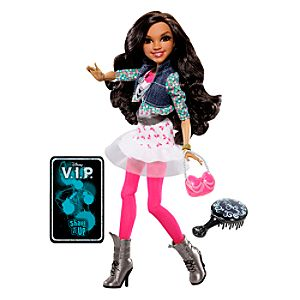Rocky Blue Doll by Mattel -- 7