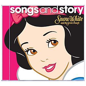 Snow White and the Seven Dwarfs Songs and Story CD