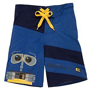WALL•E Swim Trunks