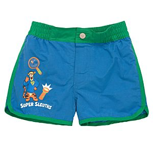 Super Sleuth Tigger Swim Trunks