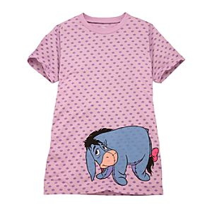 Flower Eeyore Tee for Women
