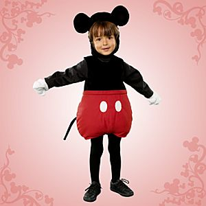Mickey Mouse Costume for Toddlers