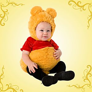 Winnie The Pooh Costume for Infants and Toddlers