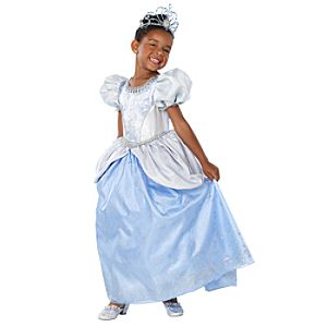 Deluxe Cinderella Costume for Girls