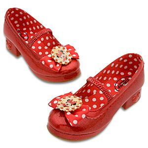 ZAPATOS DE MINNIE MOUSE   DISNEY
