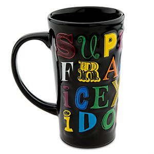 Mary Poppins: The Broadway Musical Supercalifragilisticexpialidocious Mug