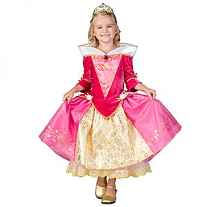 Deluxe Sleeping Beauty Aurora Costume