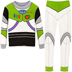 Deluxe Buzz Lightyear PJ Pal for Boys
