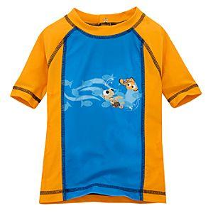Finding Nemo Rashguard for Toddler Boys