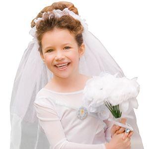 Disney Princess Wedding Costume Accessory Set -- 3-Pc.