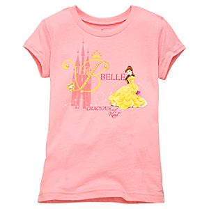 Charms Belle Tee for Girls