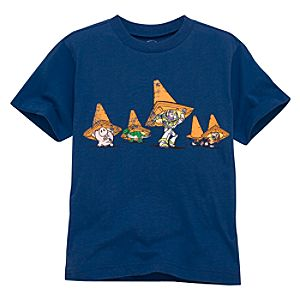 Traffic Cones Toy Story Tee for Boys