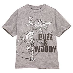 Buzz and Woody Tee for Boys