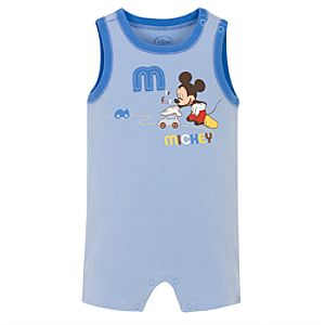 Mickey Mouse Bodysuit for Infants