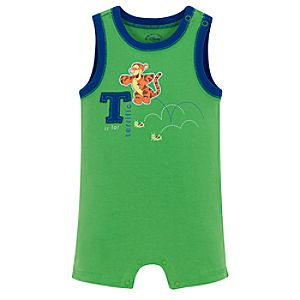 Tigger Bodysuit for Infants