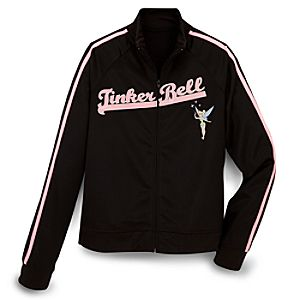 Tinker Bell Track Jacket for Women