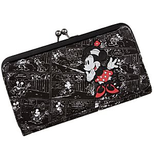 Mickey Mouse Comics Minnie Mouse Wallet by Disney Couture