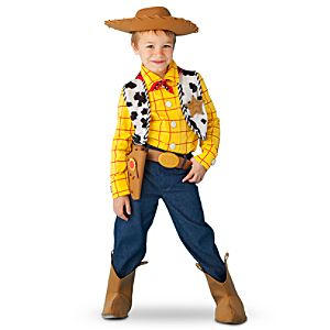 Toy Story Woody Costume for Boys