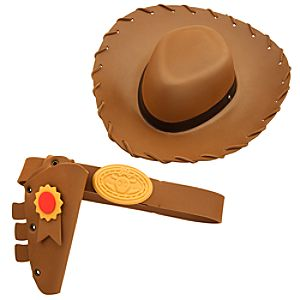 Toy Story 3 Woody Costume Accessory Set for Boys