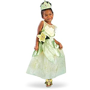 Princess Tiana Costume for Girls