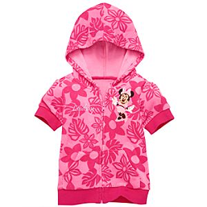 Personalized Minnie Mouse Jacket for Toddler Girls