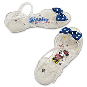 Sweet Shop Minnie Mouse Sandals for Girls