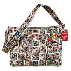 Harveys Mickey Mouse Messenger Bag by Disney Couture