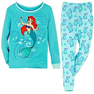 Disney Sparkle Ariel PJ Pal