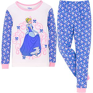 Sparkle Cinderella PJ Pal for Girls