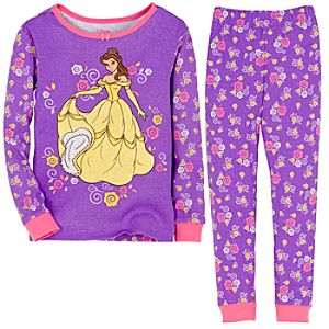 Sparkle Belle PJ Pal for Girls