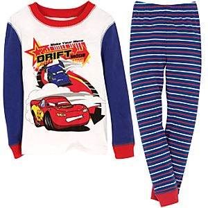 DJ and Lightning McQueen PJ Pal for Boys