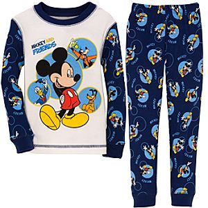 Mickey and Friends Mickey Mouse PJ Pal for Boys