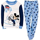 Soccer Mickey Mouse PJ Pal for Toddler Boys