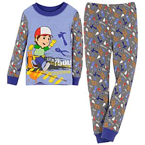 Handy Manny PJ Pal for Toddler Boys