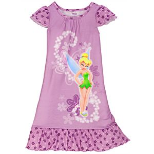 Flutter Tinker Bell Nightshirt for Girls