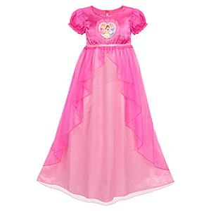 Flutter Disney Princess Nightgown for Girls