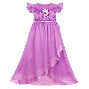 Flutter Tinker Bell Nightgown for Girls