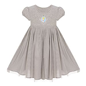 Glitter Cinderella Dress for Girls