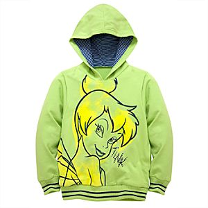 Tinker Bell Hoodie for Girls
