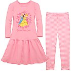 Disney Princess Dress and Legging Set for Girls