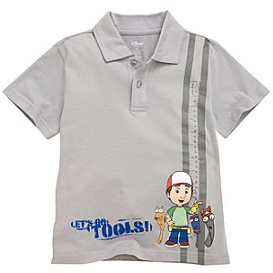 Lets Go Tools! Handy Manny Polo Shirt