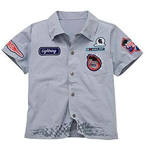 Disney Cars Mechanics Shirt for Boys