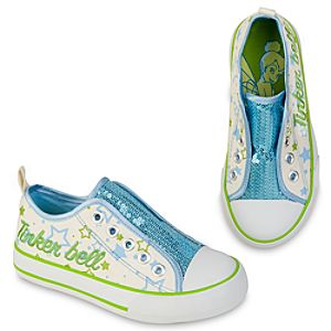 Tinker Bell Sneakers for Girls
