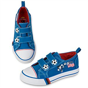 Soccer Mickey Mouse Sneakers for Toddler Boys
