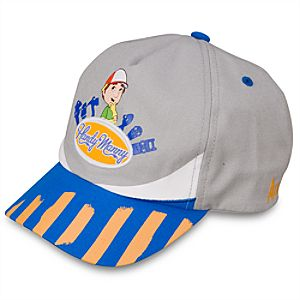 Personalized Handy Manny Cap for Toddler Boys