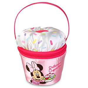 Cupcake Minnie Mouse Bag for Girls