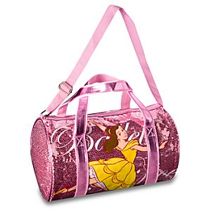 Glitter Ballerina Disney Princess Duffle Bag