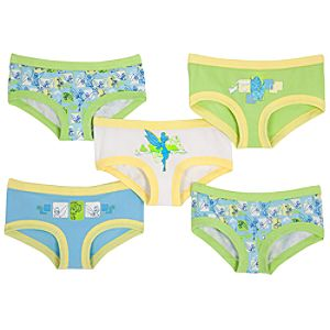 Tinker Bell Underwear Set -- 5-Pack